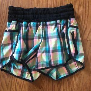 Lululemon tracker shorts EUC